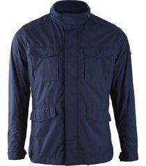 lined field jacket
