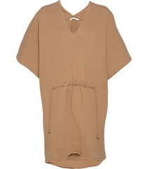 willow kort klänning beige rabens sal r