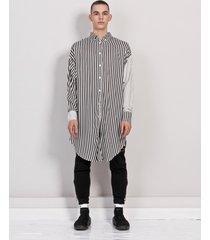 koszula stripes kontrast