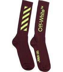 off-white medium socks