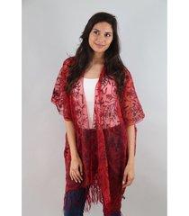 kimono rojo spiga 31