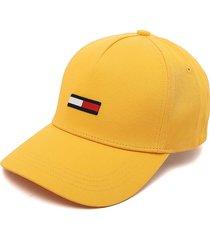 gorra amarillo tommy jeans