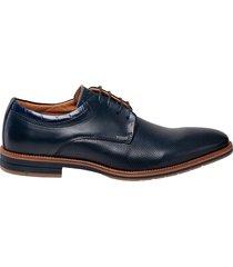 zapato formal boyko azul bosi