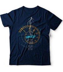 camiseta delorean future date - unissex