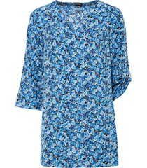 camicetta lunga (blu) - bodyflirt