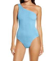 women's hunza g nancy one-piece swimsuit
