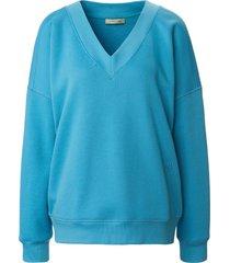 sweatshirt van margittes blauw
