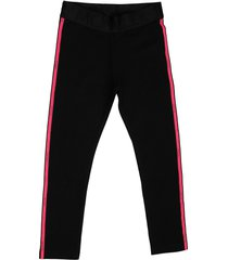 moncler leggings with contrasting side band