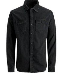 overhemd lange mouw jack & jones chemise sheridan