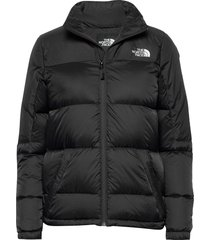 w diablo down jkt gevoerd jack zwart the north face