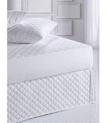 capa colchão solteiro altenburg branco