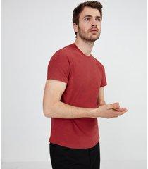 t-shirt jersey fiammato