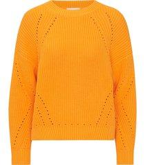 tröja nynne knit o-neck