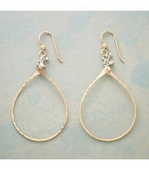 caviar tears earrings