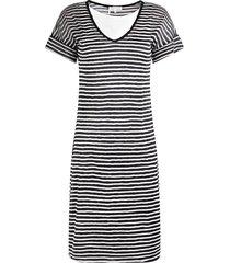 jurk stripes mix