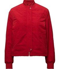 ryder bomber jacket bomberjacka röd filippa k