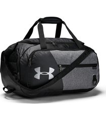 bolso gris under armour undeniable duffel 4.0 sm