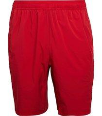 karl lagerfeld paris men's sport logo shorts - black - size xs