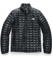chaqueta m thermoball eco negra the north face