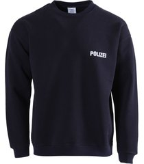 polizei crewneck sweater