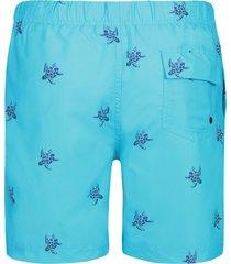 shiwi heren zwembroek - schildpad turquoise
