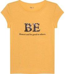 camiseta m/c con screen be