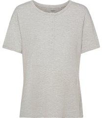night top mom mia nursing t-shirts & tops short-sleeved grå lindex