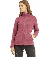 chaqueta alamo blend-pro rosa lippi