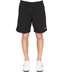 kenzo shorts with logo