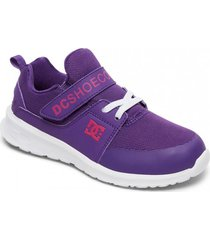 zapatilla heathrow prestige se morado dc