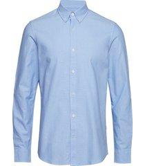oxford sawsett overhemd business blauw mads nørgaard