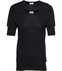 jbs t-shirt 2-pack organic underwear t-shirts short-sleeved svart jbs