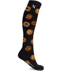 men's and women's cookie knee high compression socks