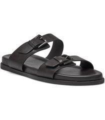 biobuckl shoes summer shoes sandals svart mango