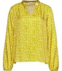 opus blouse met print fodana floral