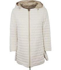 herno hooded padded reversible jacket