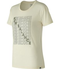 camiseta mujer wt81554-aga - beige