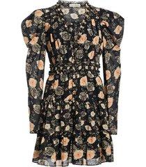 winsor floral mini dress