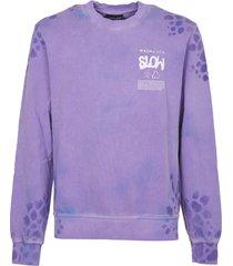 mauna kea lilac sweatshirt
