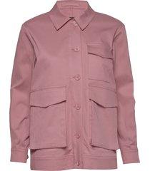 slflara ls shacket b zomerjas dunne jas roze selected femme