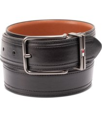 tommy hilfiger men's reversible casual belt
