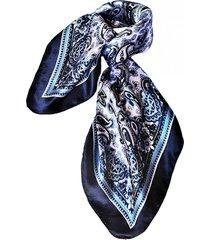 pañuelo bandana calabazas gris viva felicia