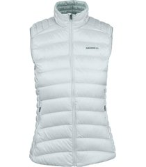 parka mujer s/m ridgevent thermo insulated gris merrell