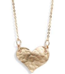 women's nashelle sweetheart pendant necklace