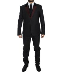 3 piece slim fit suit tuxedo smoking