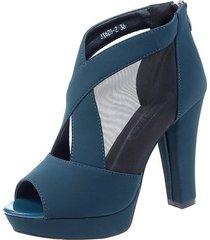 sandalias peep toe de plataforma alta para mujer nuevas sandalias de tacón
