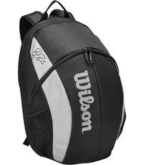 bolso de tenis wilson roger federer team backpack