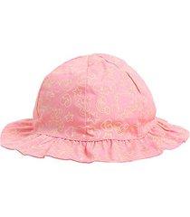 chapéu infantil pimpolho de 2 a 4 anos estampado feminino
