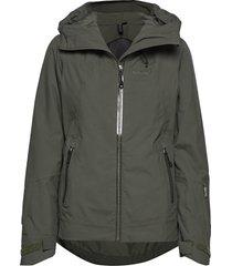 stranda ins hybrid w jkt outerwear sport jackets groen bergans