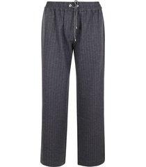 brunello cucinelli wide leg pants